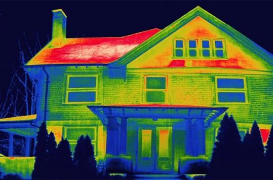 Isolamento termico della casa