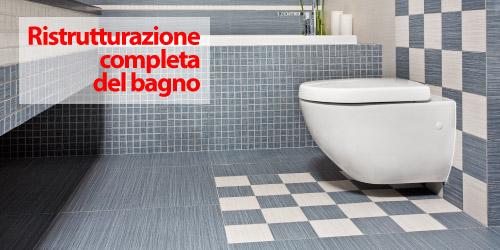 offerta rifacimento bagno completo al prezzo di 4500 euro