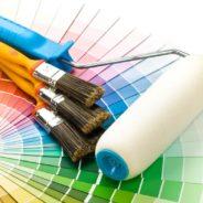 Pitturare e tinteggiare casa