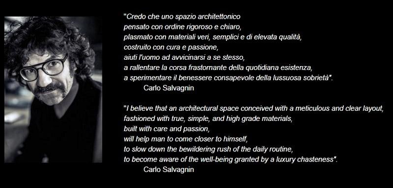 Architetto Carlo Salvagnin